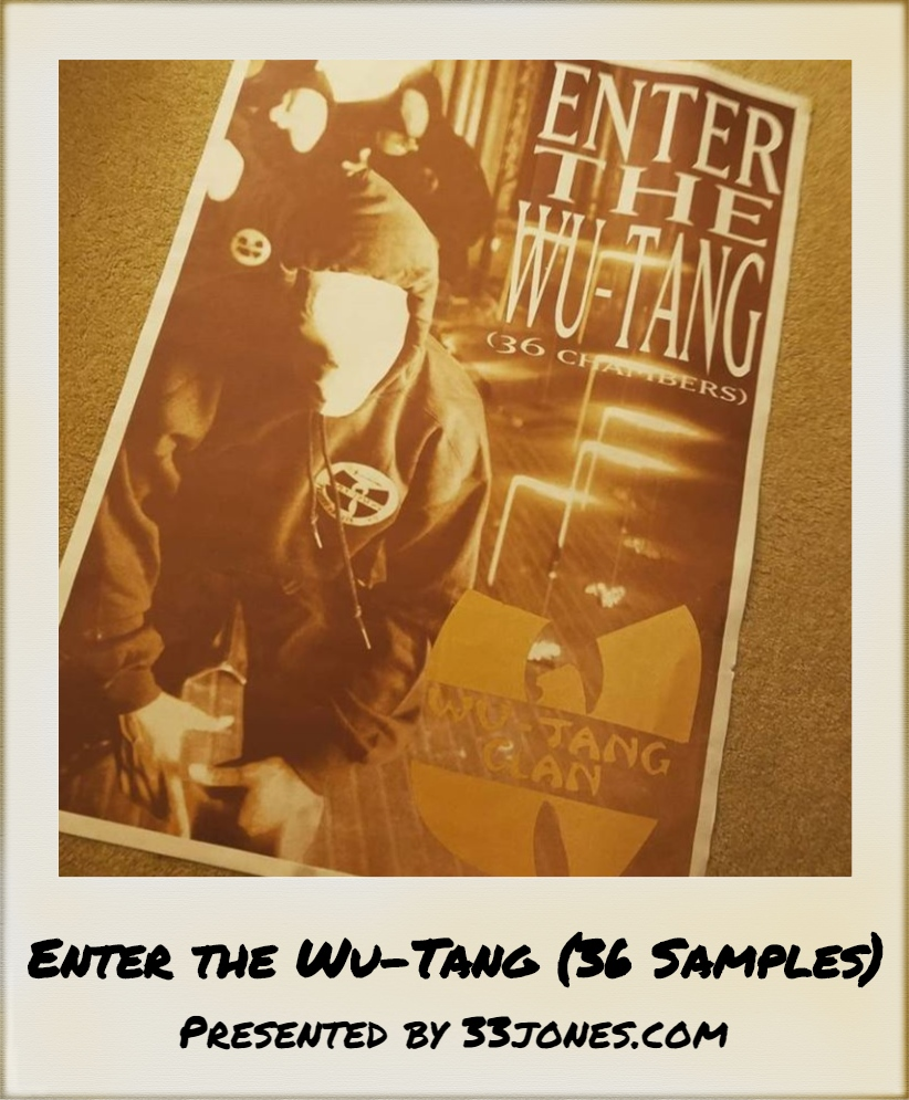 (Image: Enter the Wu-Tang (36 Samples)