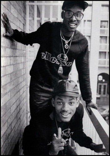 (Image: DJ Jazzy Jeff and the Fresh Prince Early Mixtape)