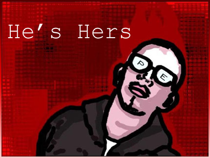 (Image - He's Hers: It's Retarded)