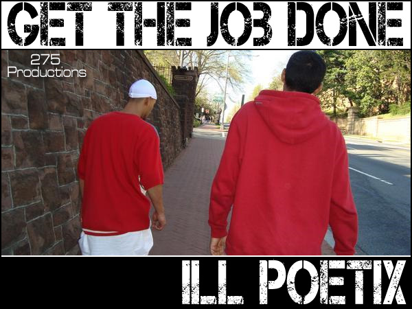 (Image: Ill Poetix - Get The Job Done)