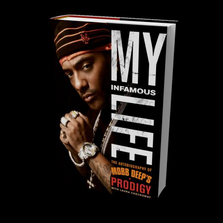 (Image: Prodigy's Autobiography - My Infamous Life)