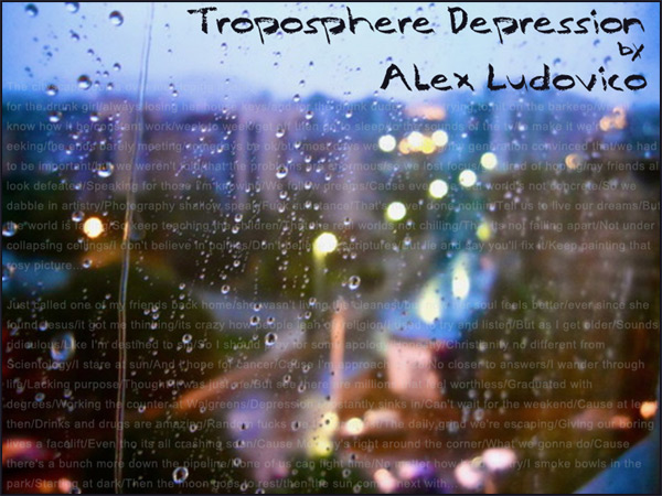(Image: Alex Ludovico - Troposphere Depression)