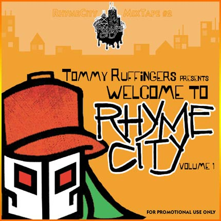 (Image - Welcome To RhymeCity Volume 1)