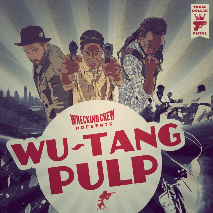 (Image: The Wrecking Crew Presents: Wu-Tang Pulp)