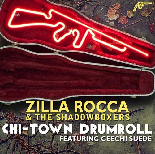 (Image: Zilla Rocca - Chi-town Drumroll)