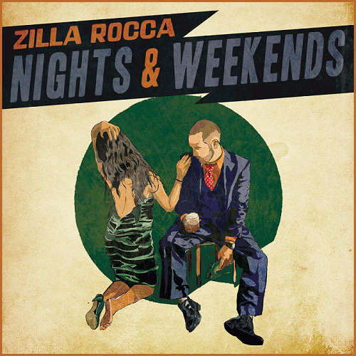 (Image: Zilla Rocca - Nights and Weekends EP)